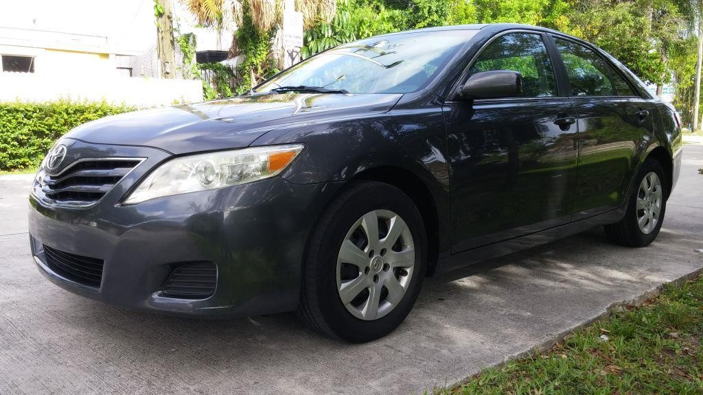 used toyota camry car for sale miami road fl 14. Black Bedroom Furniture Sets. Home Design Ideas